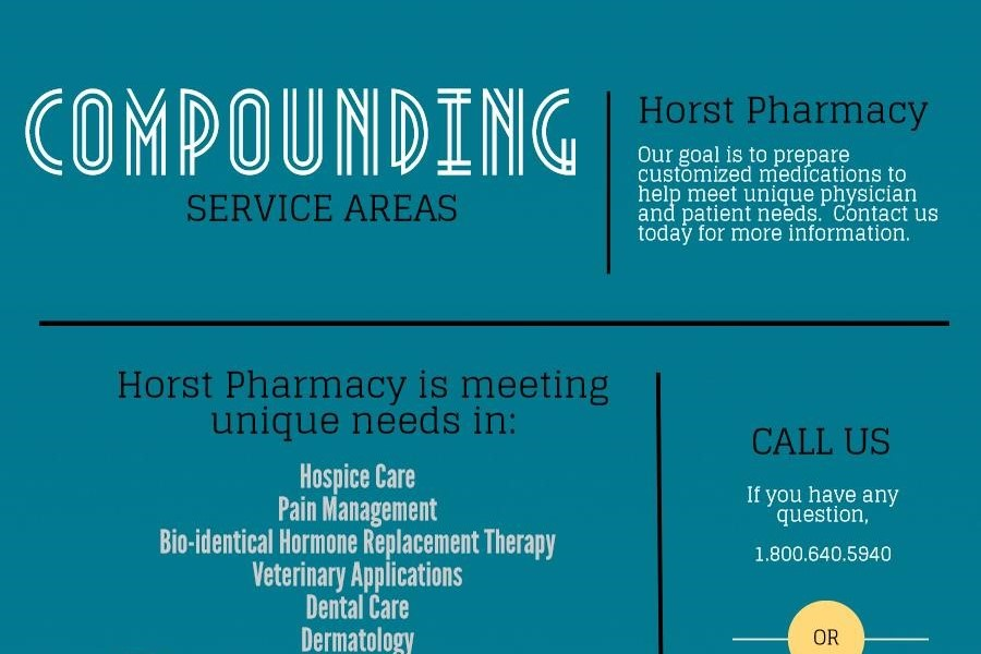 Compounding Services Infographic - Snippet